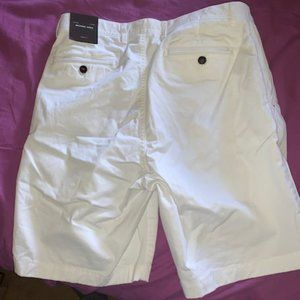 Kenneth Cole Shorts - Kenneth Cole White Shorts